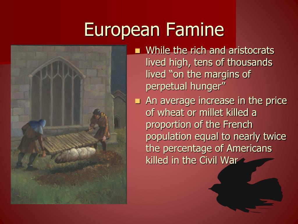 European Famine