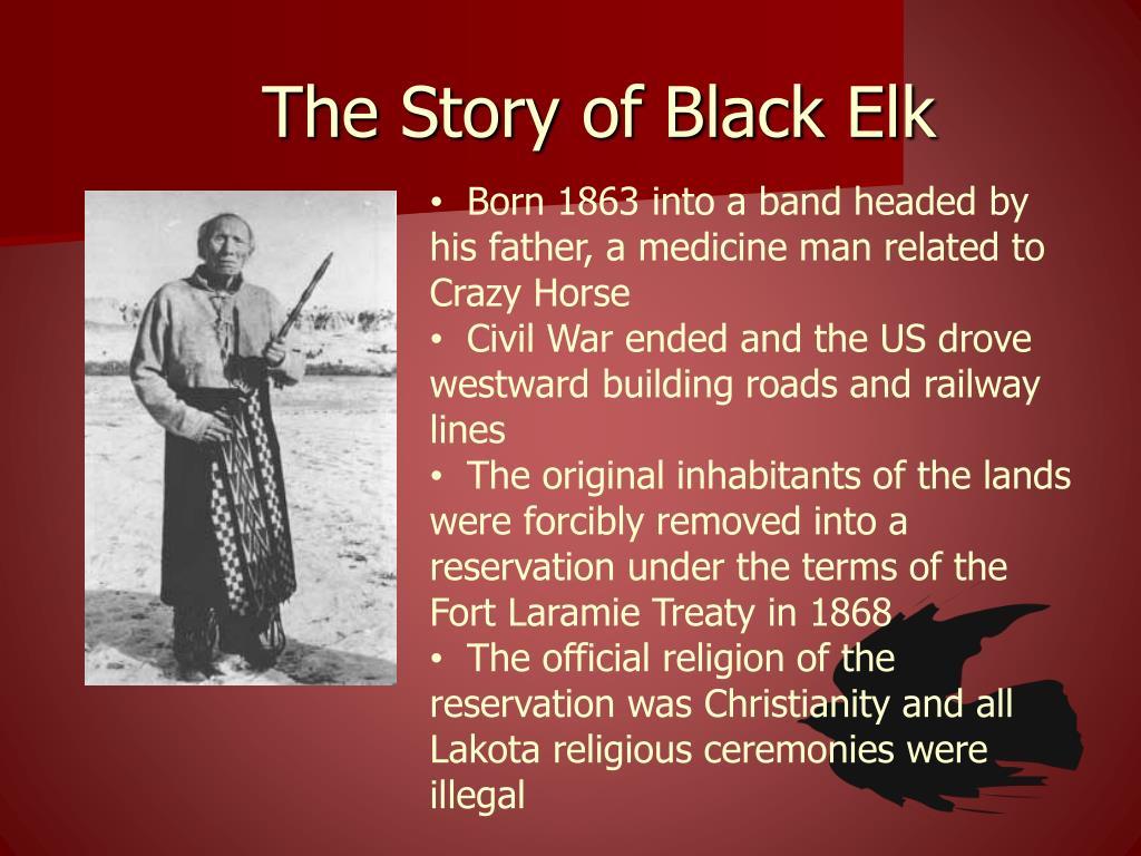 The Story of Black Elk