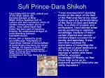 sufi prince dara shikoh
