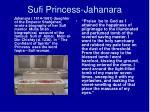 sufi princess jahanara
