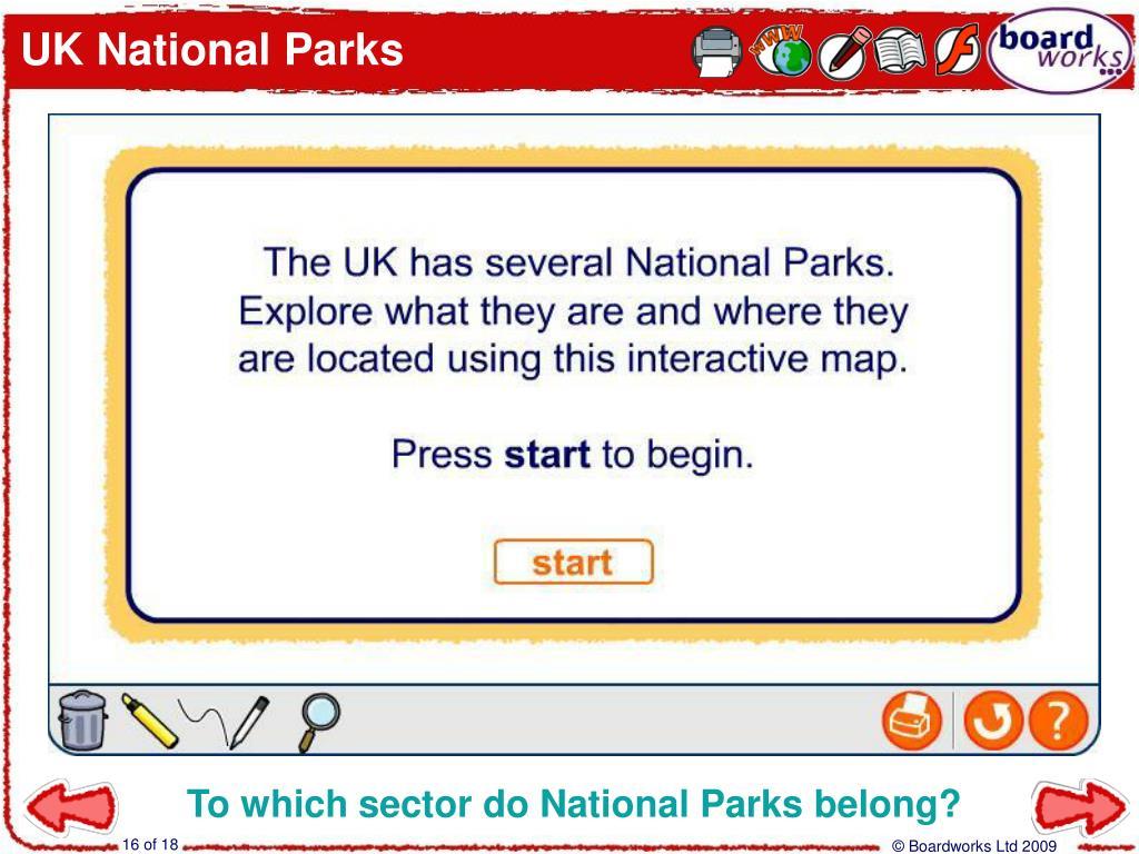 UK National Parks