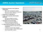 adesa auction operations