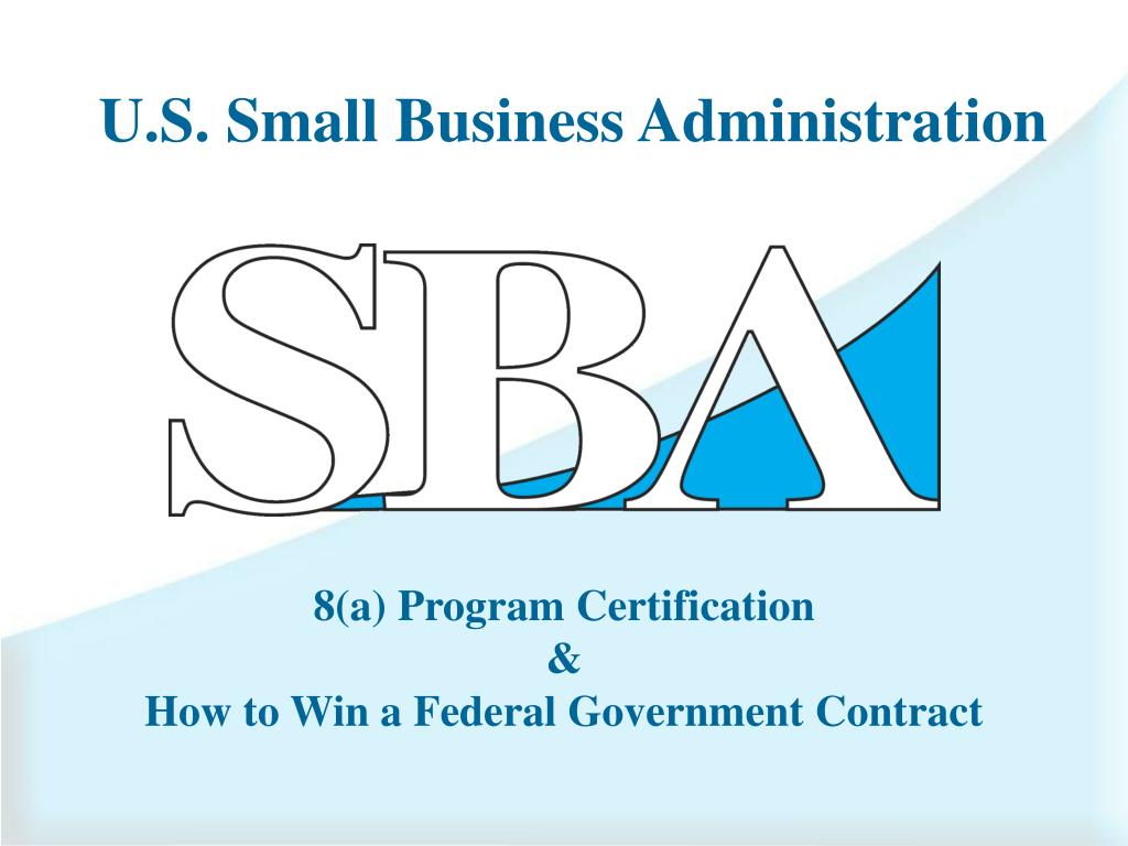 u s small business administration l.