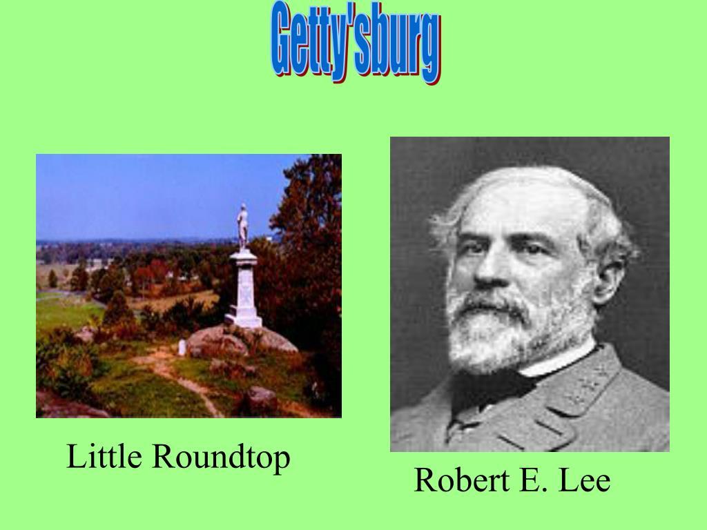 Getty'sburg