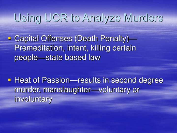 Using ucr to analyze murders3