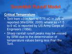 snowmelt runoff model77