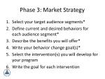 phase 3 market strategy