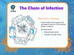 the chain of infection3