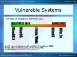 vulnerable systems43