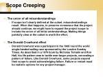 scope creeping14