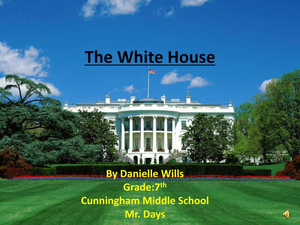 the white house l.