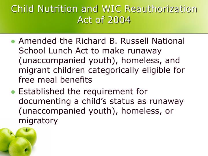 nutrition programs essay Nutrition education resources for families choose myplate this site gives healthy eating tips, menus and recipes, daily food plans, suggestions for healthy eating on a budget, and more.