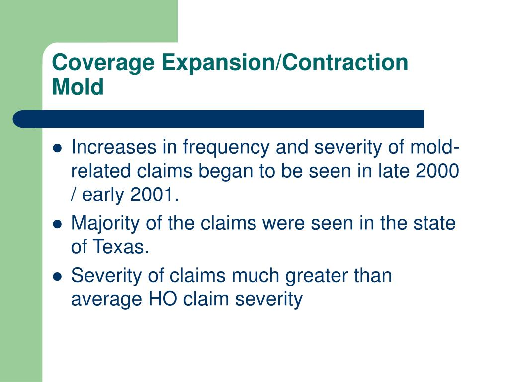 Coverage Expansion/Contraction