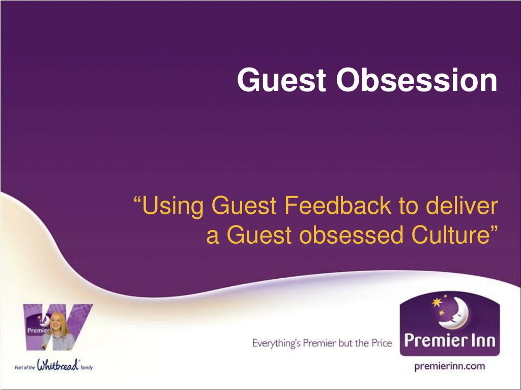 Guest Obsession