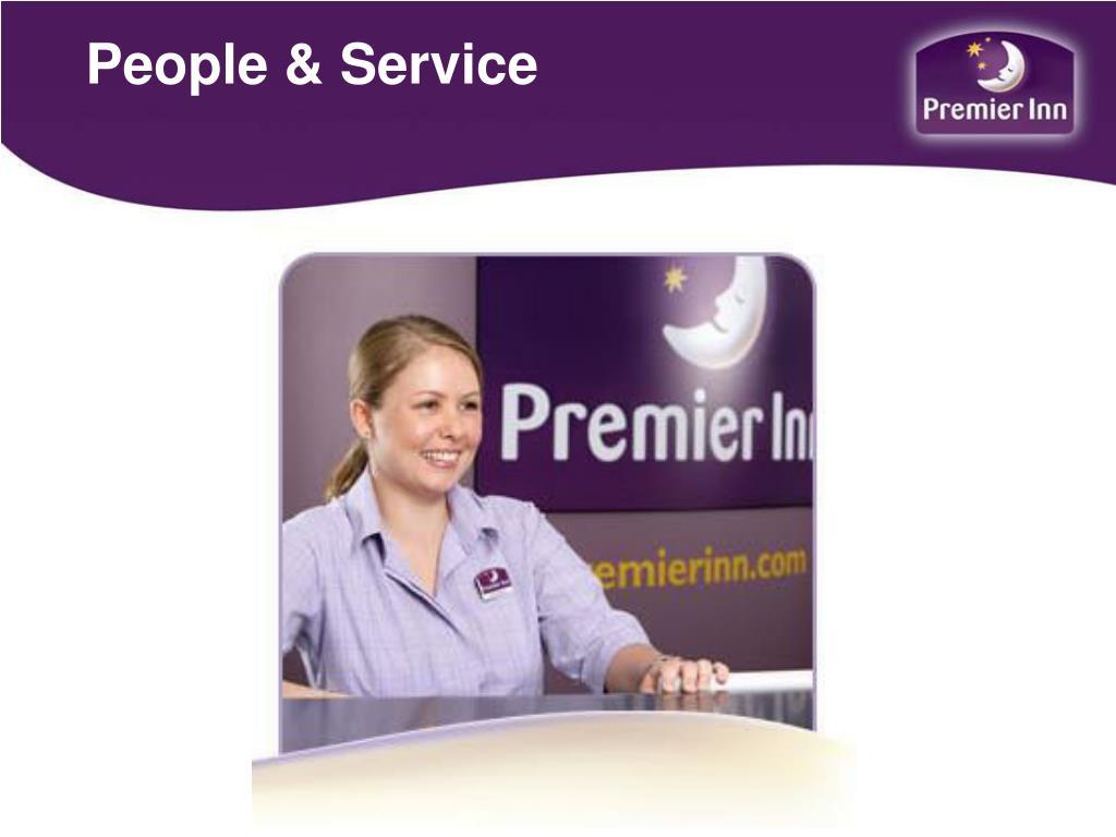 People & Service
