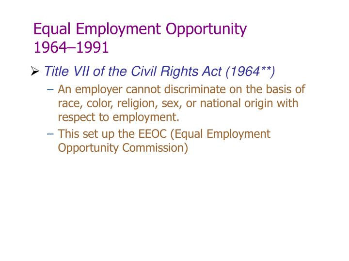 equality the purpose of affirmative action On october 15, 2013, the topic of affirmative action once again came before the united states supreme court this time, the debate over race-based preferences came to.