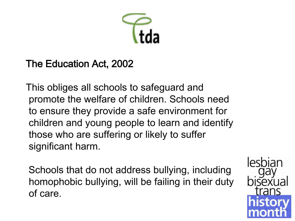 The Education Act, 2002
