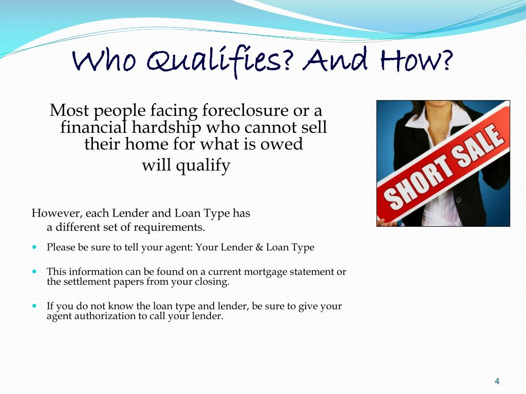 Who Qualifies? And How?
