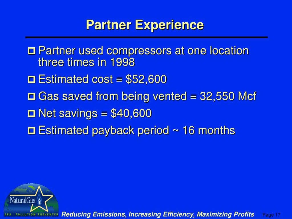 Partner Experience