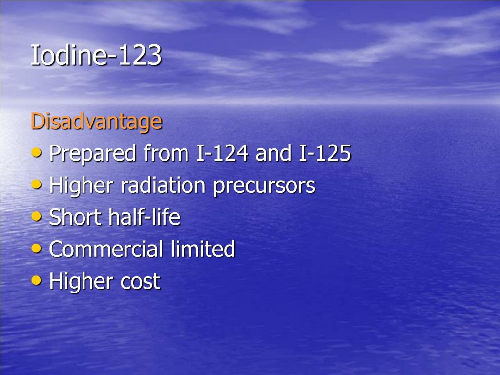 Iodine-123