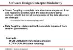 software design concepts modularity18