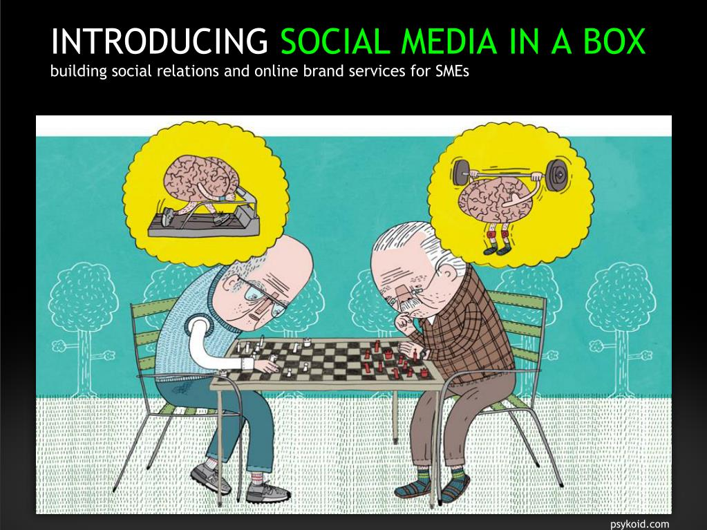 introducing social media in a box building social relations and online brand services for smes l.