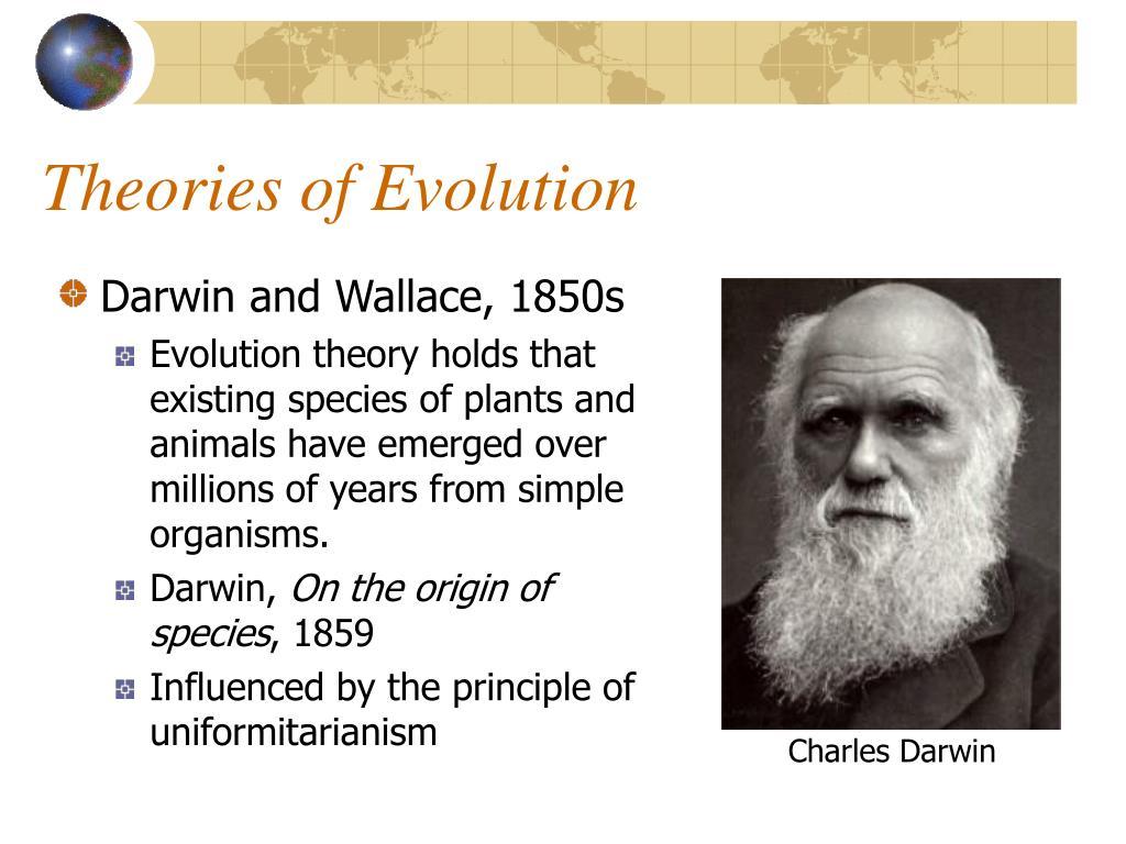Theories of Evolution