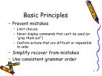 basic principles6