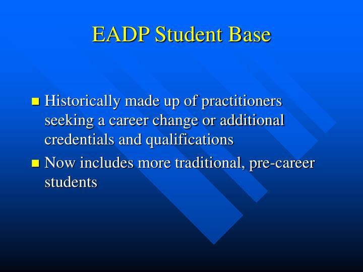 EADP Student Base