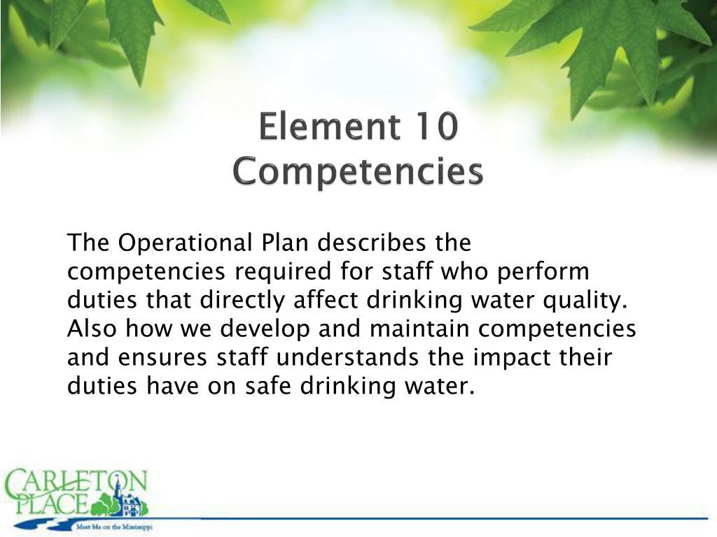 Element 10