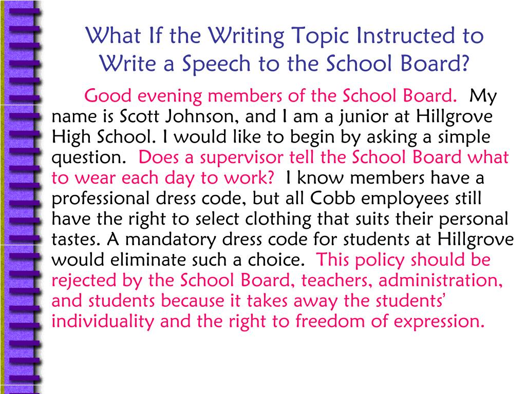 interesting topics to write a speech about Are you an opinionated person whether you are or not, check out these interesting debate topics to practice your stance on various topics.