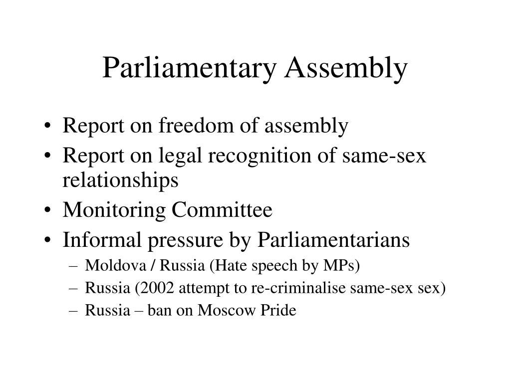 Parliamentary Assembly