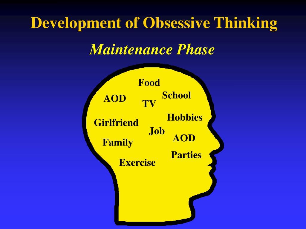 Development of Obsessive Thinking