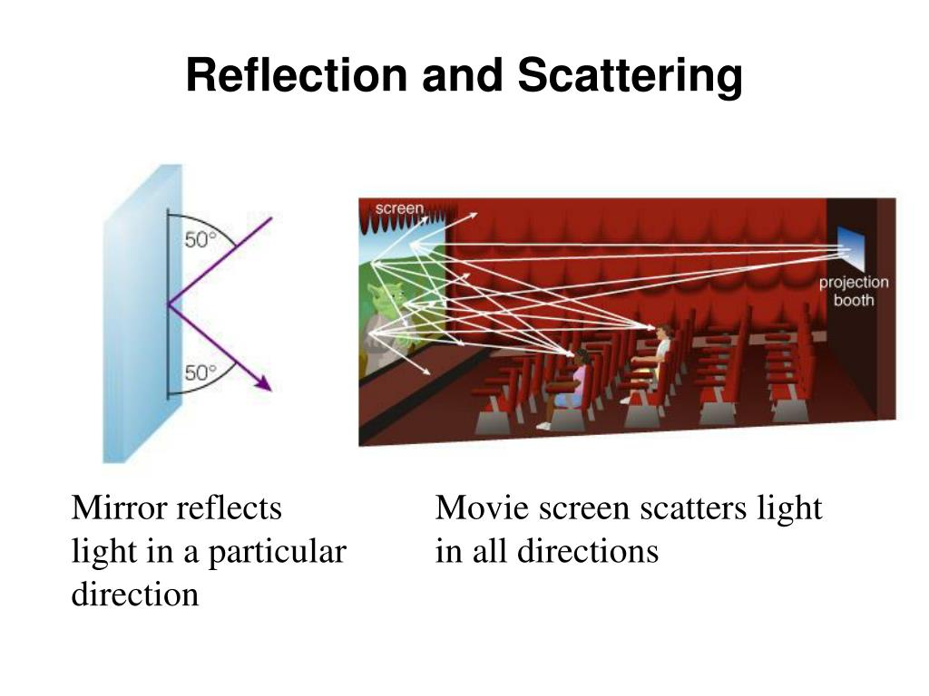 Reflection and Scattering