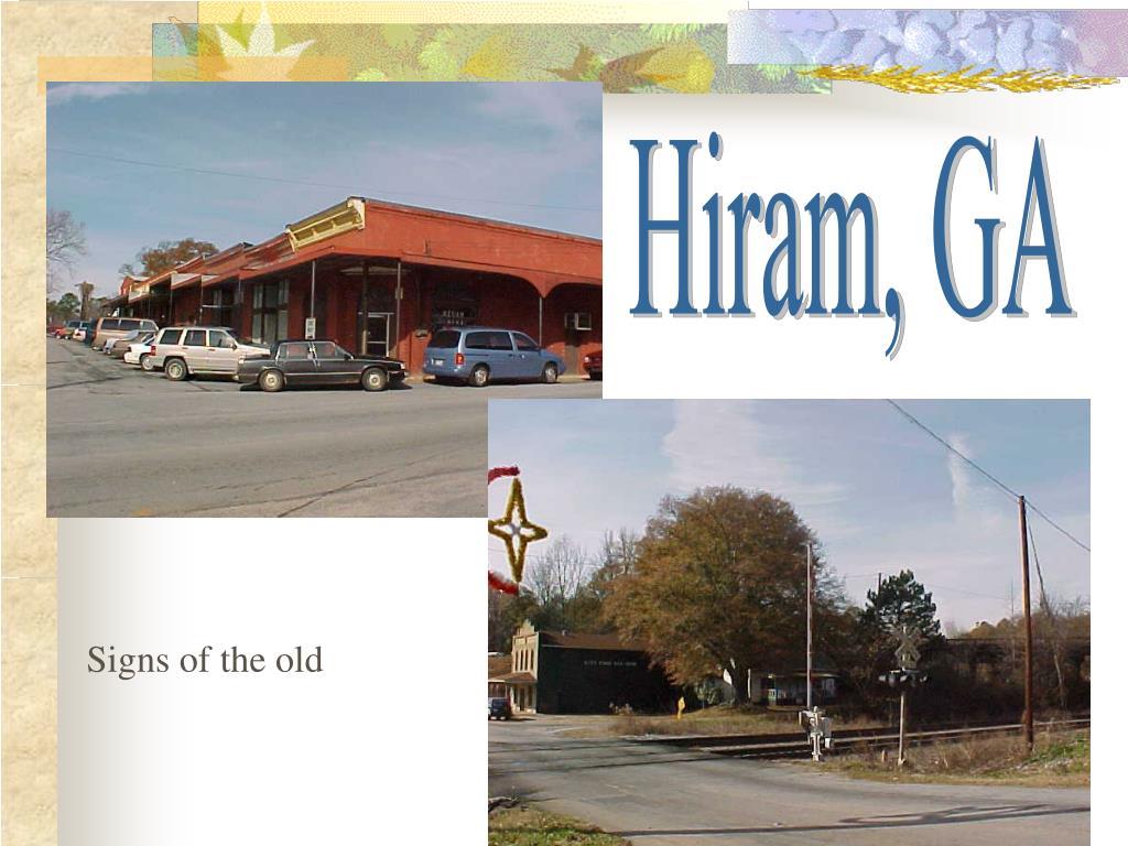 Hiram, GA