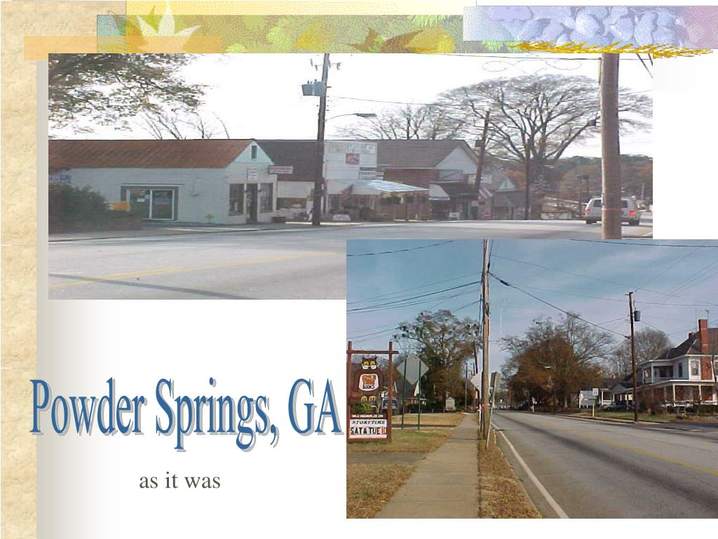 Powder Springs, GA