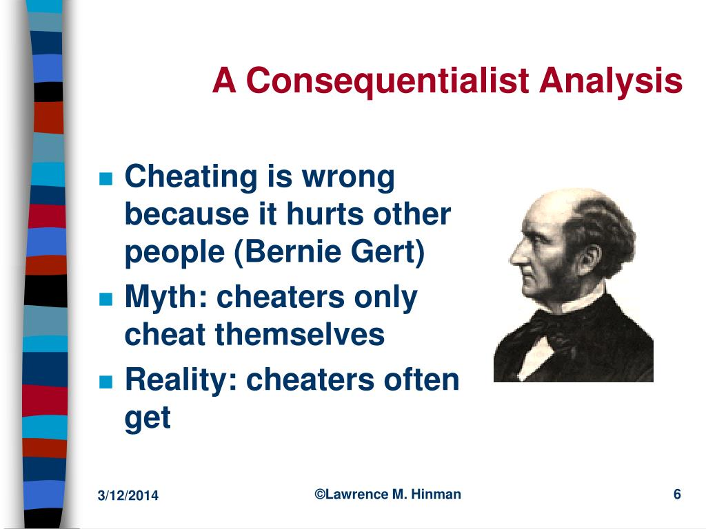 A Consequentialist Analysis