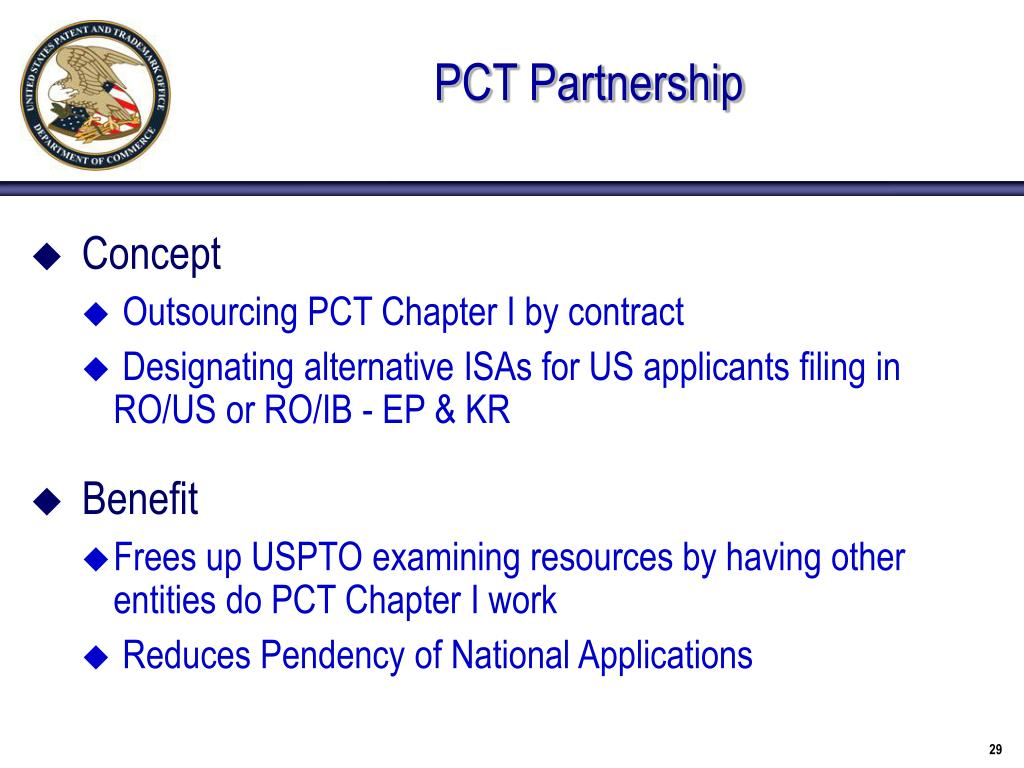 PCT Partnership