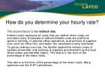 how do you determine your hourly rate18