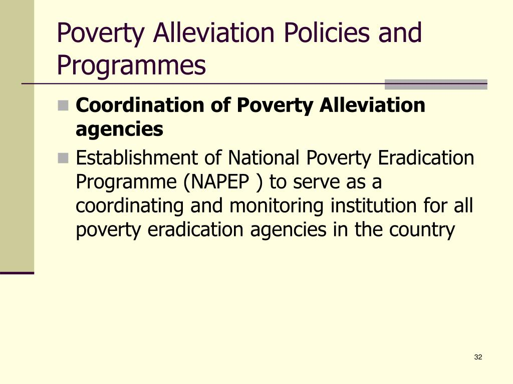 poverty allegation
