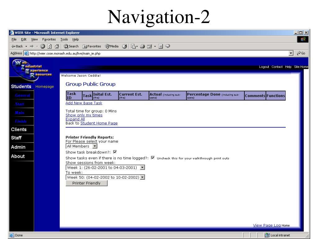 Navigation-2