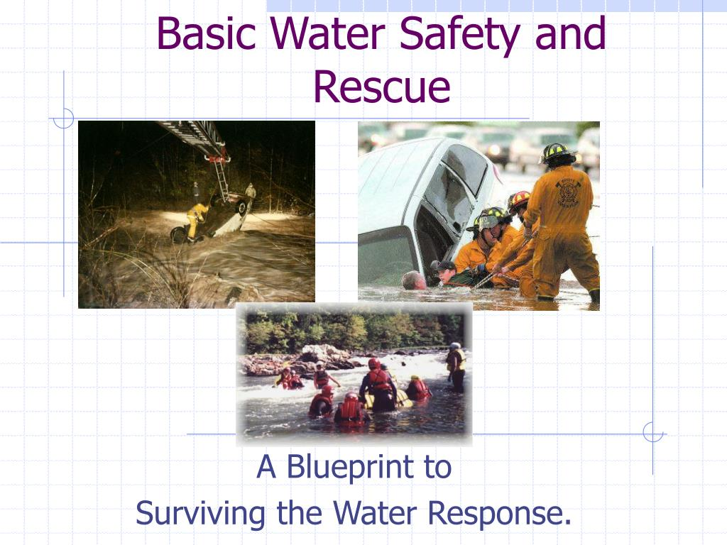 basic water safety and rescue l.