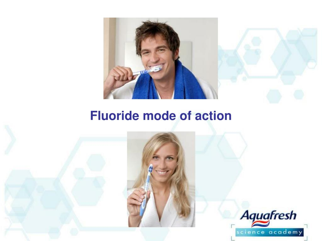 Fluoride mode of action