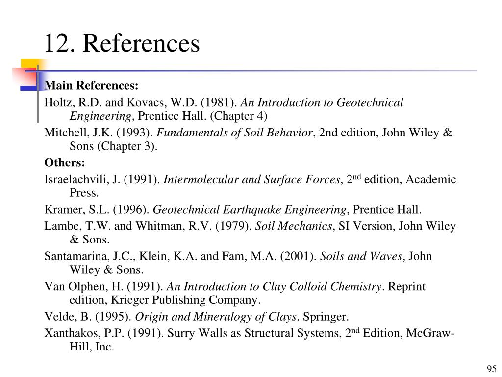 12. References