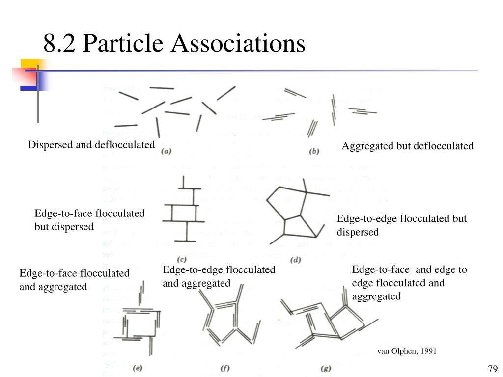8.2 Particle Associations