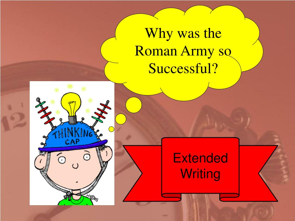 Why was the Roman Army so Successful?
