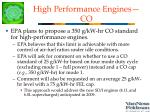 high performance engines co