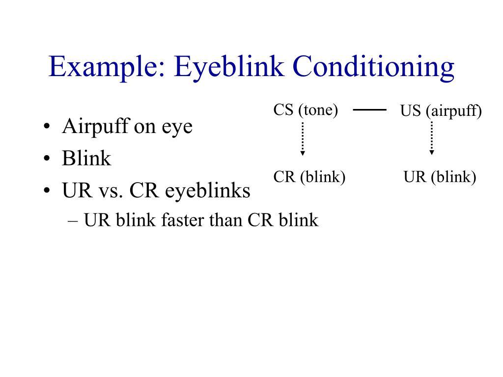 UR (blink)