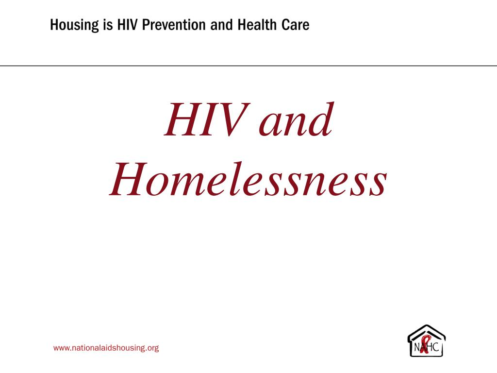 HIV and