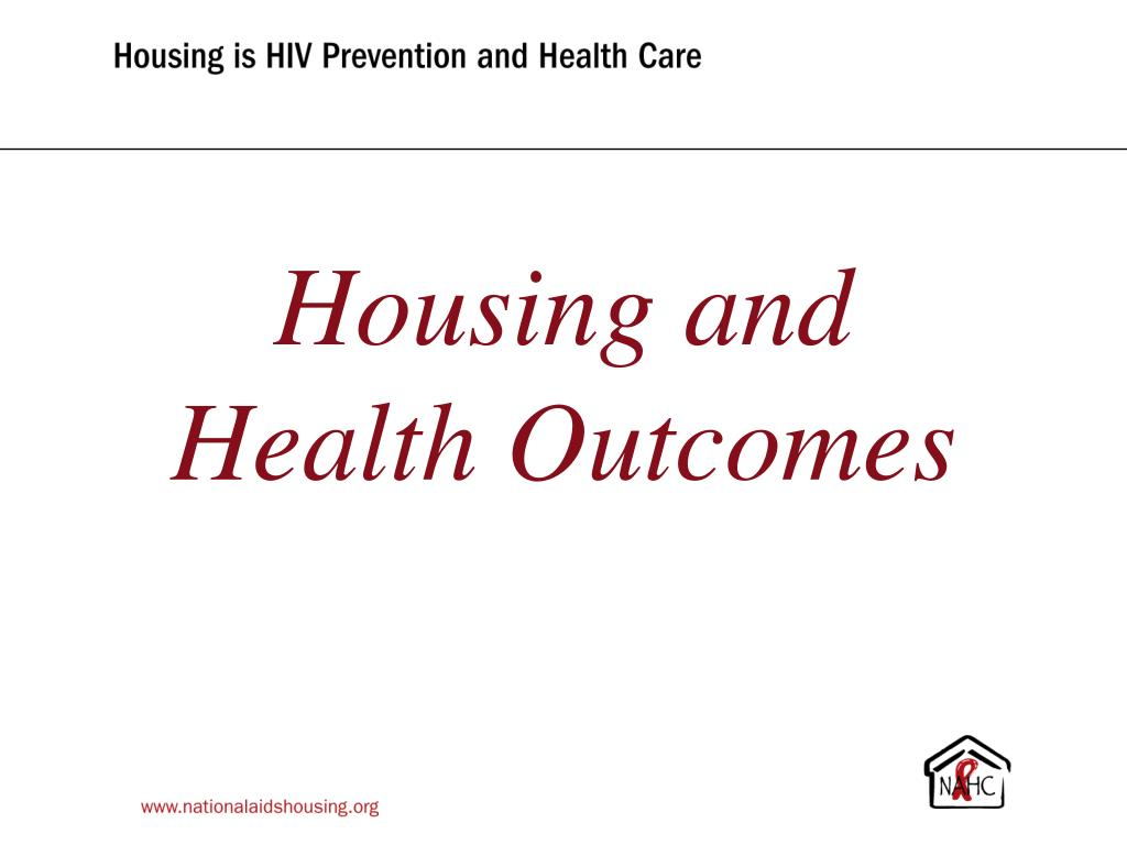 Housing and